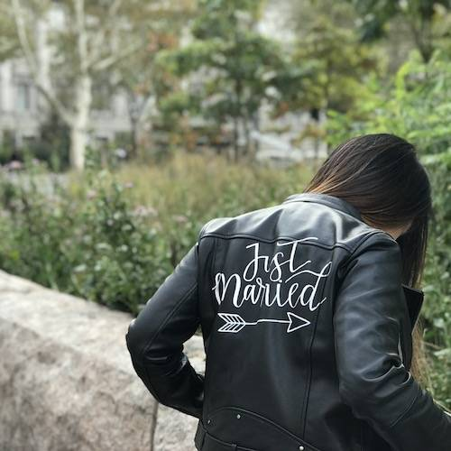 the just married jacket nyc