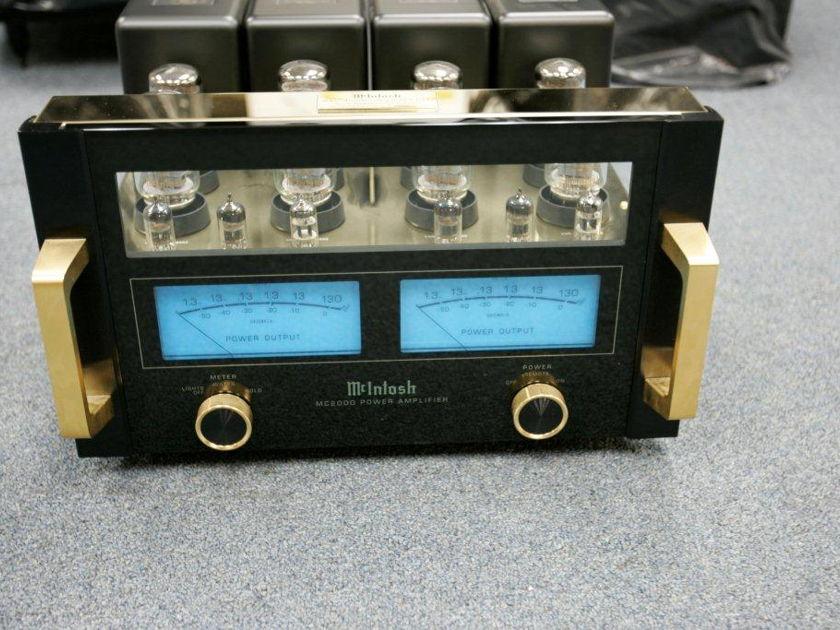 McIntosh MC2000 50Th Anniversay LTD Edition Tubes Amp