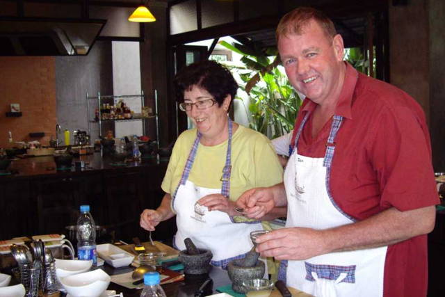 Bangkok Thai Cooking School