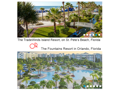 7 day stay in FLORIDA!  St. Pete or Orlando...You Pick!