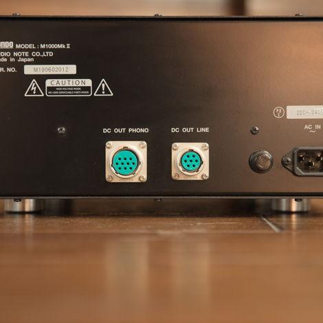 Kondo Audionote M1000 MKII