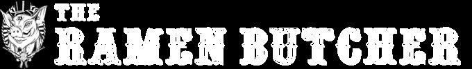 Logo - The Ramen Butcher