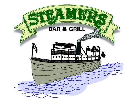 Steamers Bar & Grill Cert.
