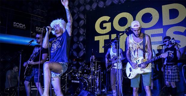 «Радио Зенит» рекомендует! Концерт «ГУДТАЙМС» в Санкт-Петербурге - Новости радио OnAir.ru