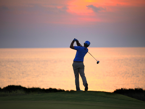 Why golf sport is the ideal lifestyle activity