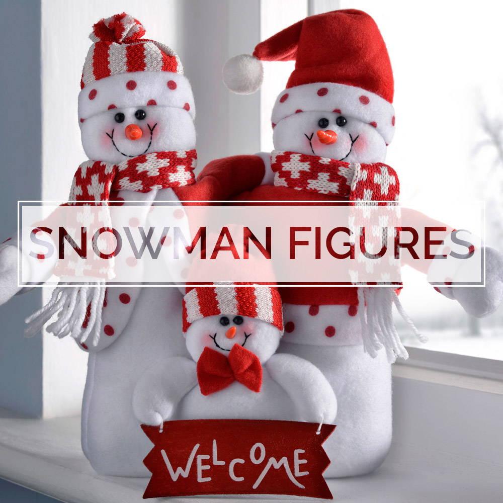 Snowman Figures