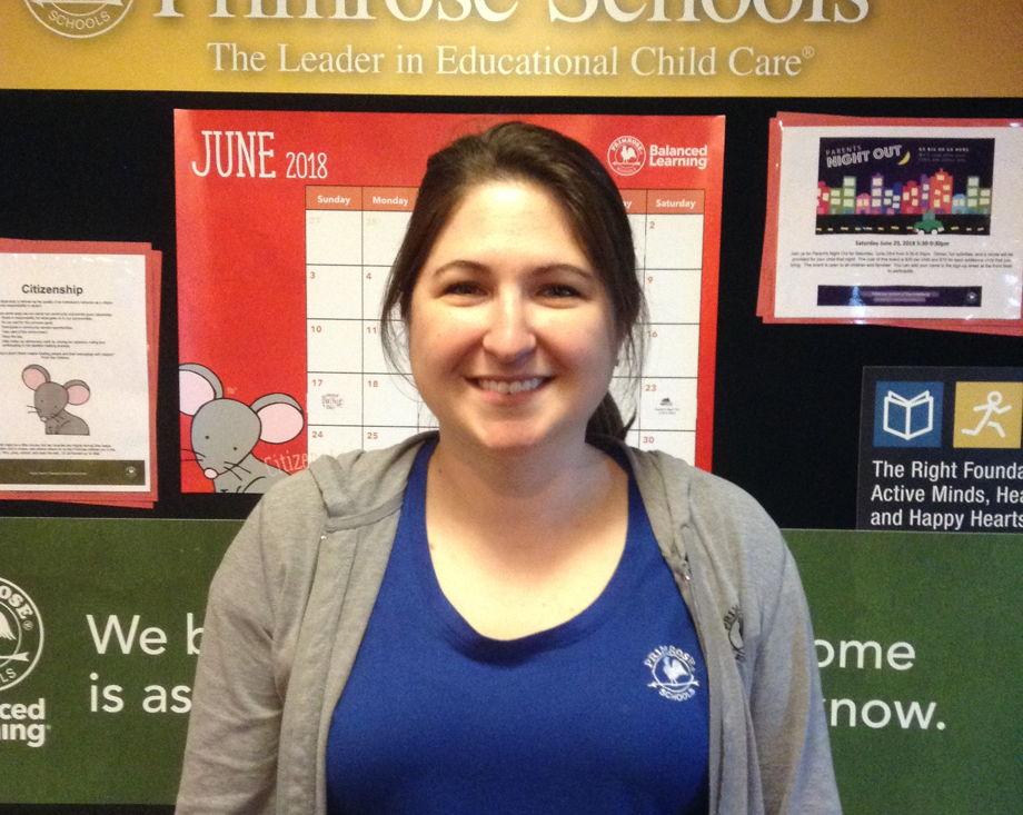 Mrs. Stephanie Poland , Support Teacher