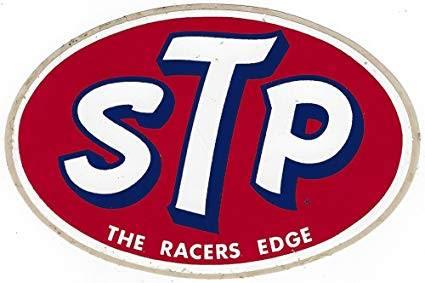 stp sticker indy 500