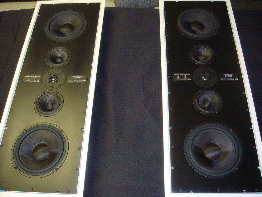 PSB CW800E CustomSound In-wall Speakers