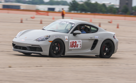 Autocross Test and Tune