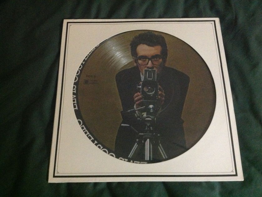 Elvis Costello - Promo Picture Disc This Years Model