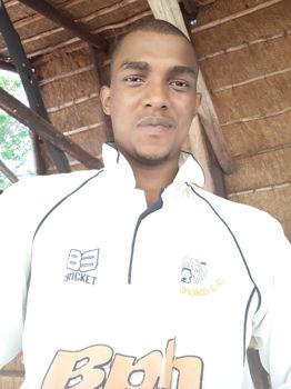 Cricketer Ronald  Machakwa