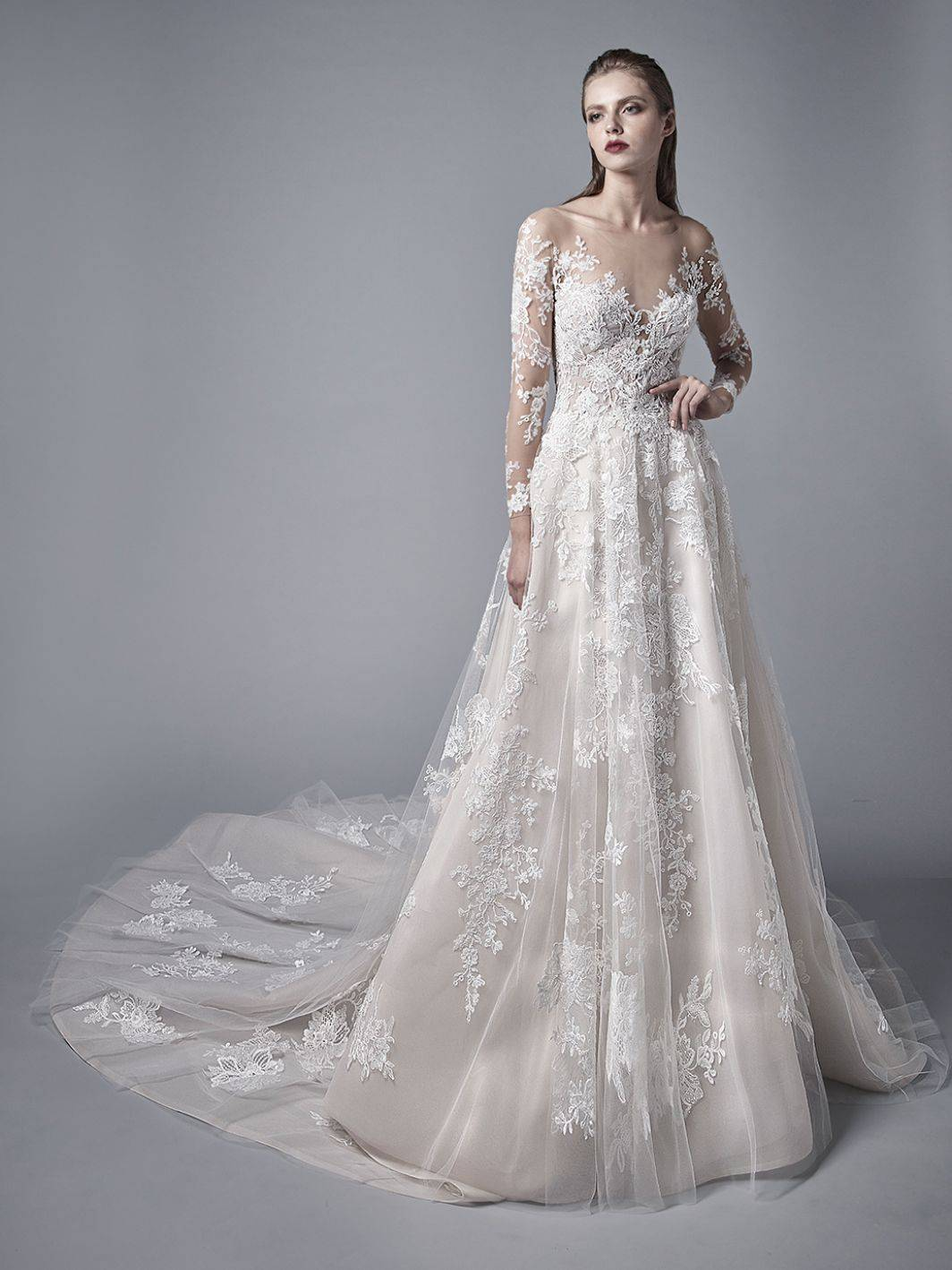 ENZOANI LYSANDRA WEDDING DRESS
