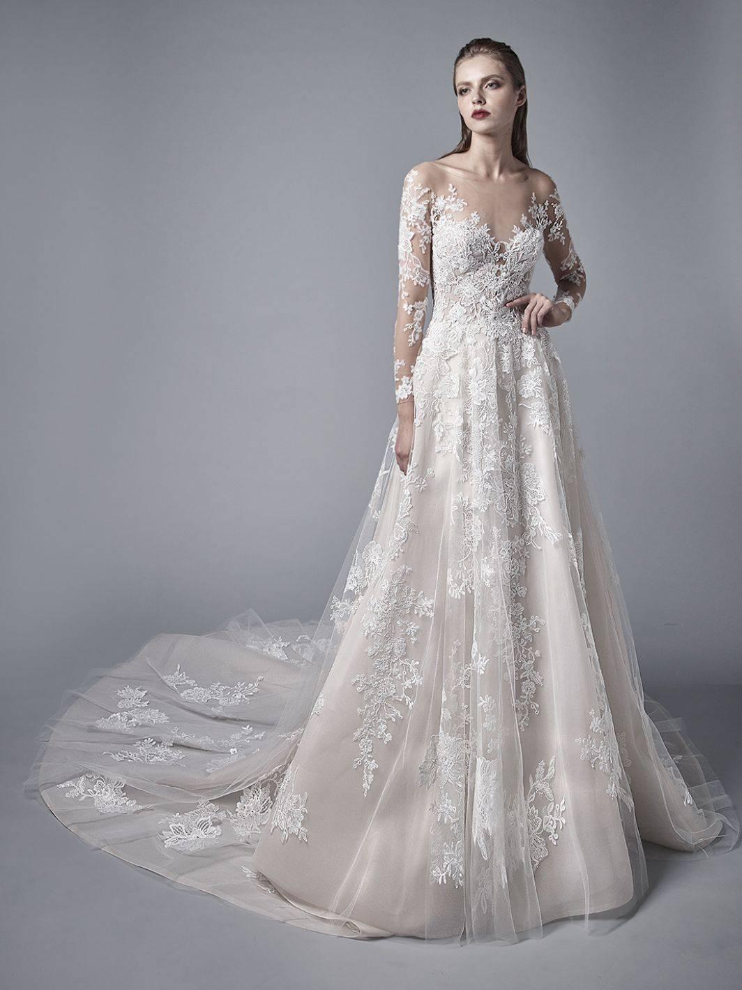 ENZOANI LYSANDRA WEDDING DRESS