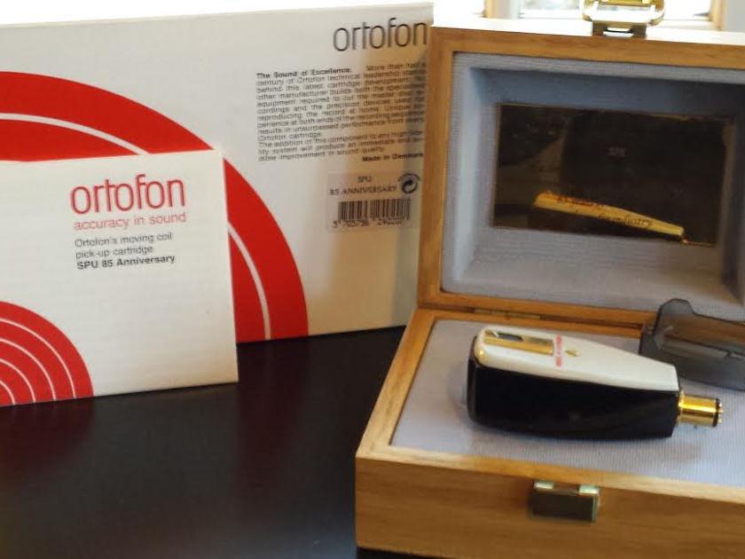 Ortofon SPU 85th Anniversary Rare in excellent condition