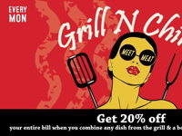 GRILL N CHILL image