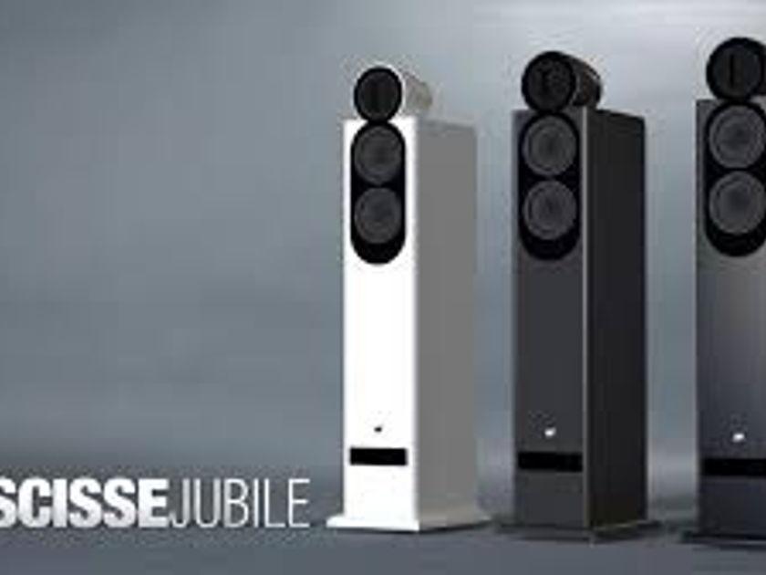 JM Reynaud Abcissa Jubilee Floorstanding Speakers