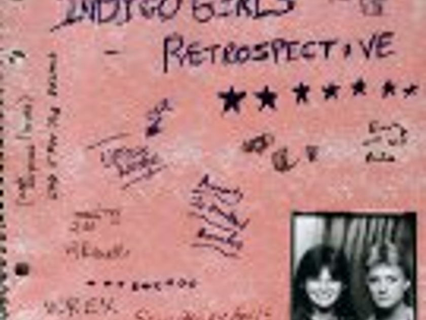 Indigo Girls - Retrospective CD New & Sealed