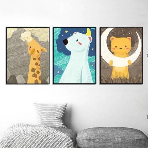 collection de peinture par numéro pour enfants