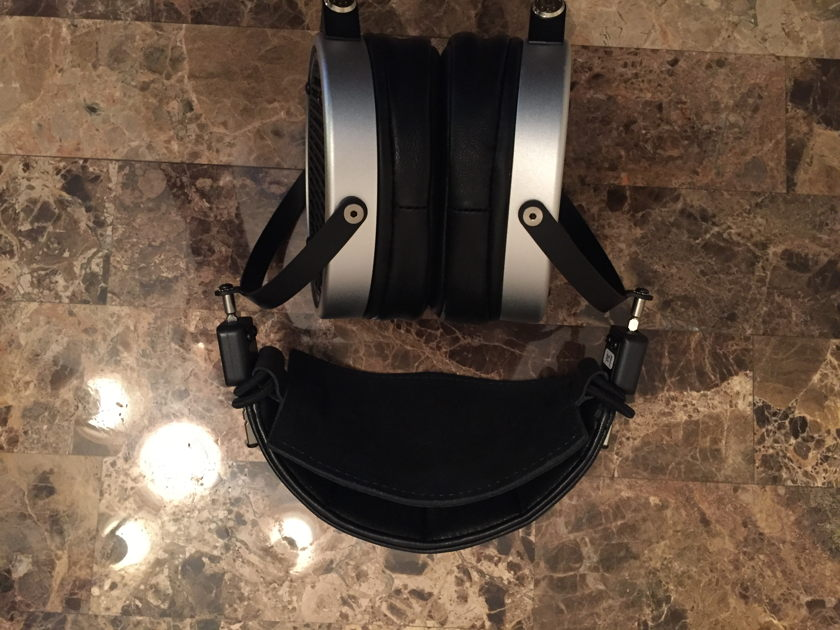 Audeze LCD-2 Special Silver