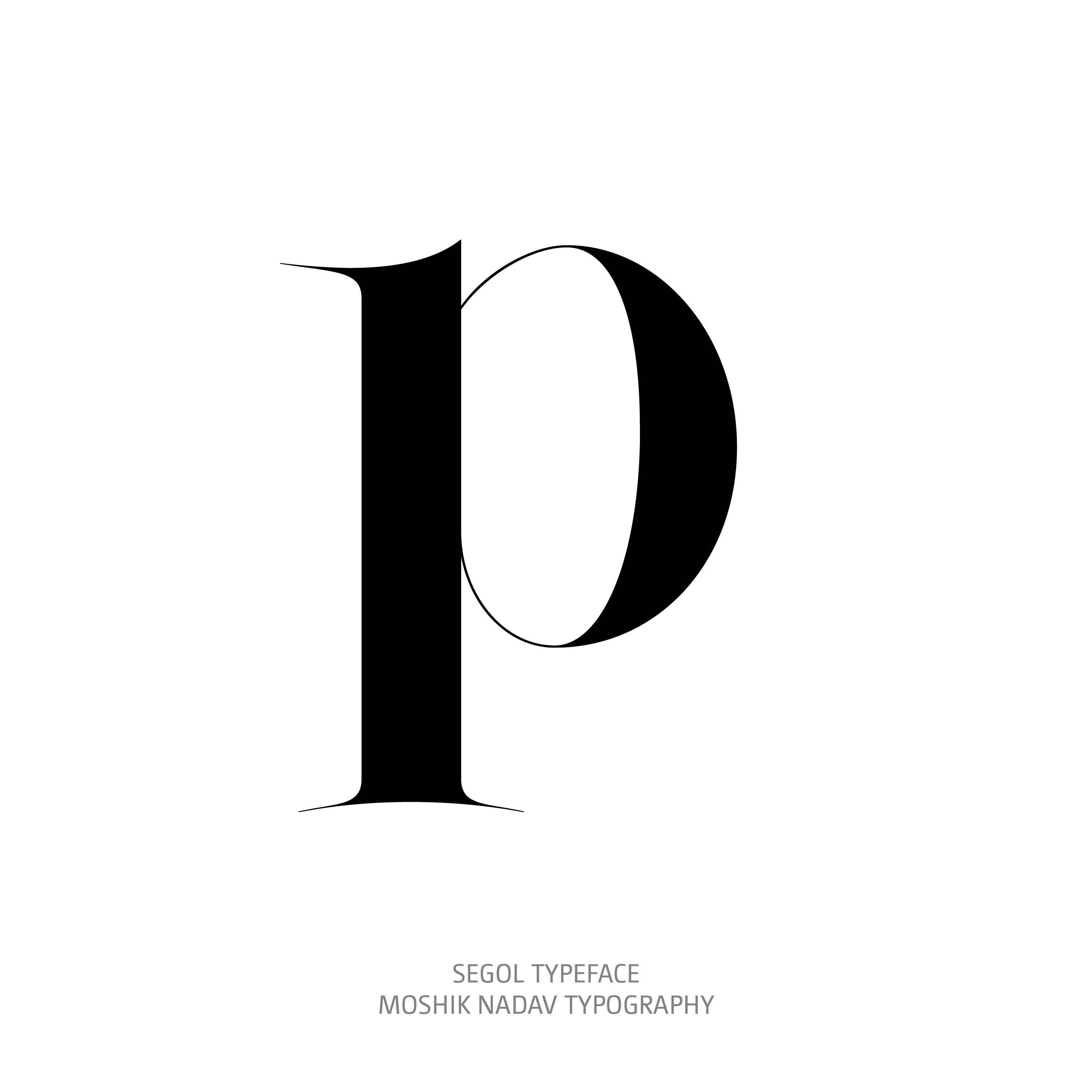 Segol Typeface p The Ultimate Font For Fashion Typography and sexy logos