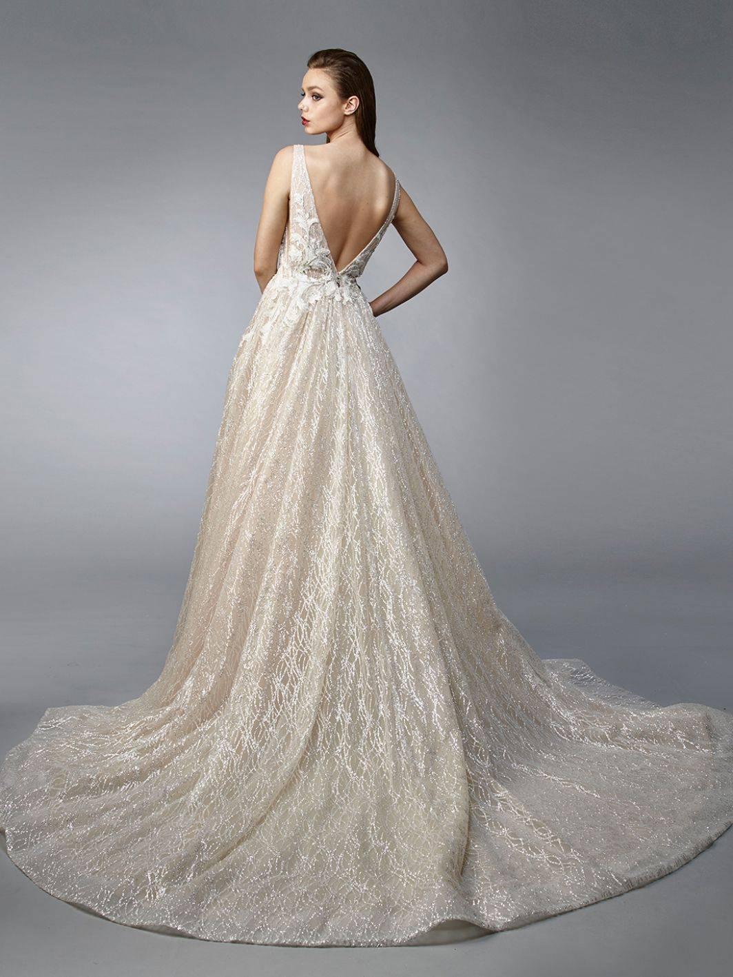 ENZOANI WEDDING DRESS NELLIE