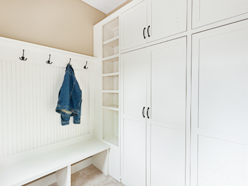 True utility: a guide to mudroom furniture, design and décor