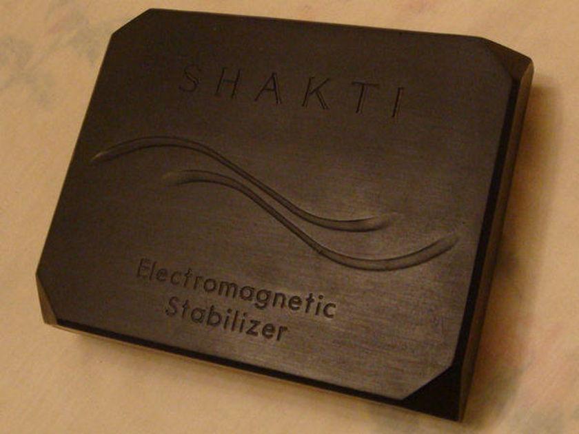 Shakti Stone Electro- magnetic Stabilizer