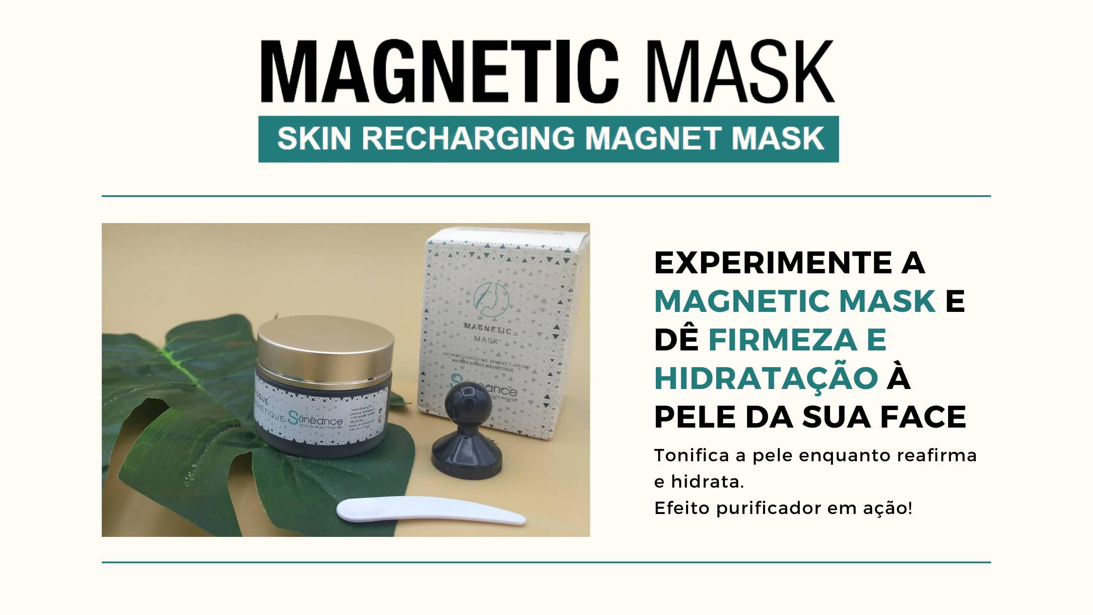 Magnetic Mask (Máscara Magnética)
