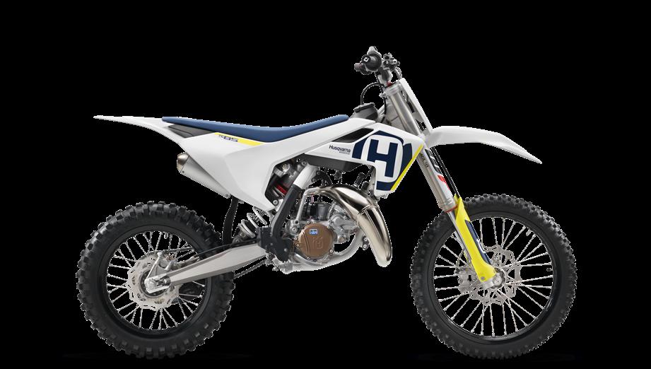 2018HUSQVARNA MOTORCYCLES TC85 19/16