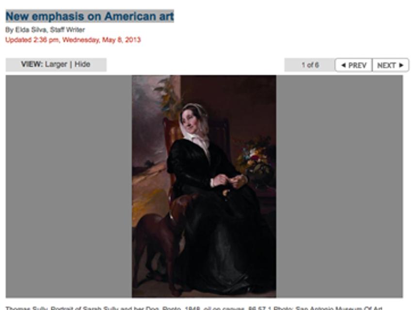 MySa, American Art