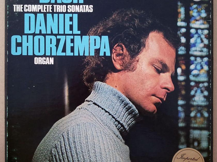 PHILIPS | CHORZEMPA/BACH - The Complete Trio Sonatas / 2-LP / NM