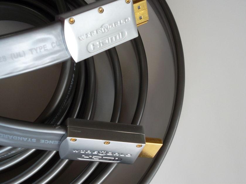 WireWorld 5.2 - Silver Starlight HDMI 3 meter - REFERENCE