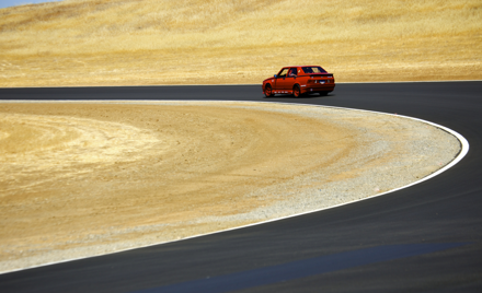 Exclusive Track Days Thunderhill 5 mile Sep 8th