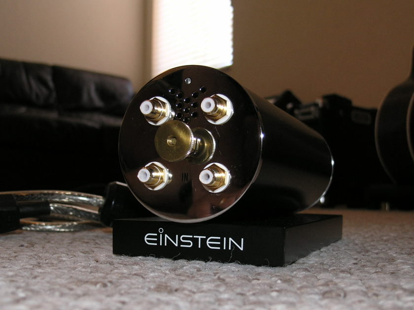 Einstein Audio Turntable's Choice