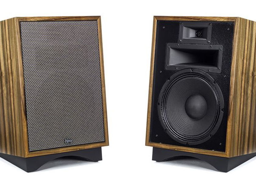 Klipsch Heresy III  Limited Edition Australian Walnut