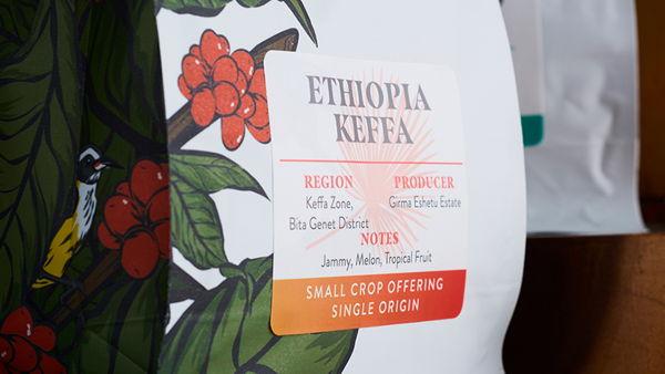 Virgin Islands Coffee Roasters Packaging & Brand Design