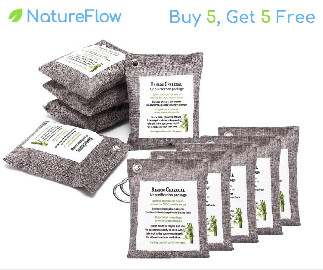 bamboo charcoal bags, bamboo charcoal air purifying bag,  naturefresh