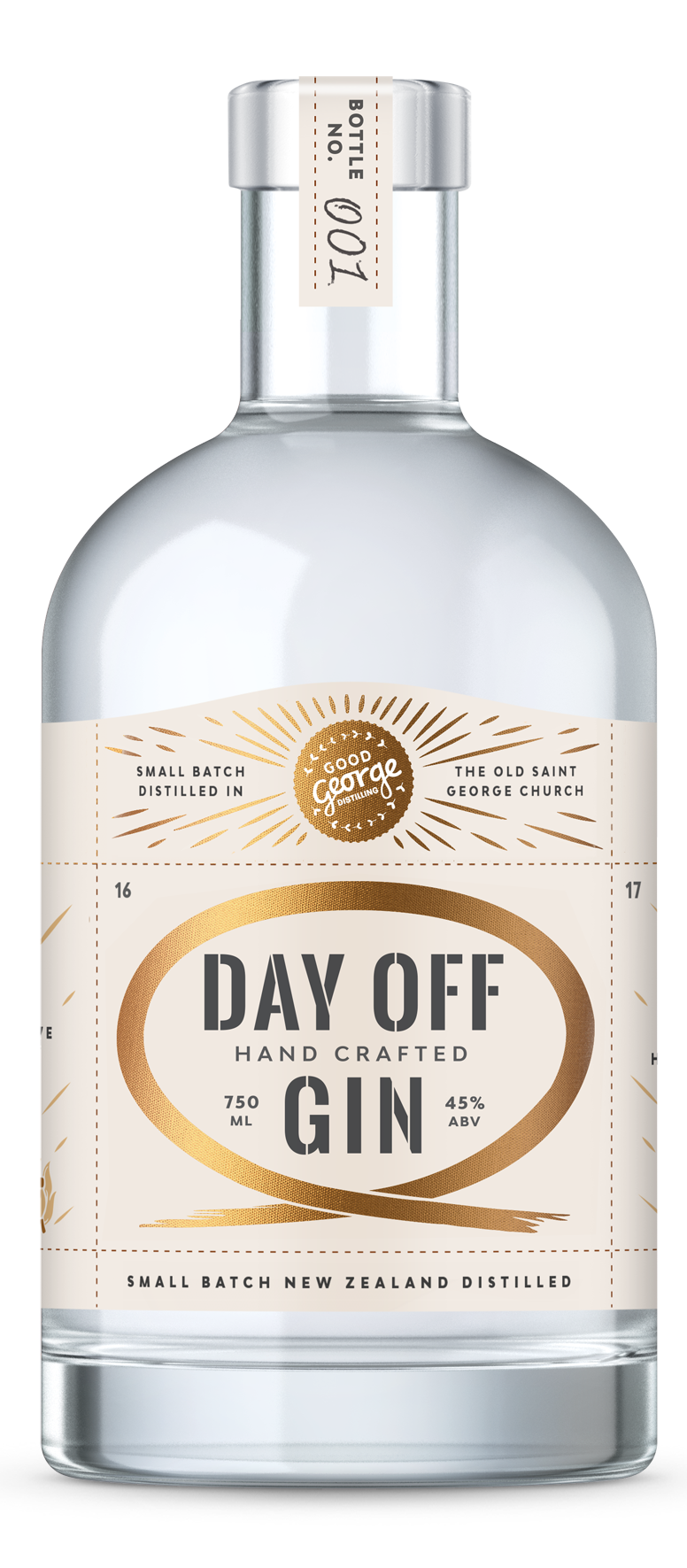 Good George Day Off Gin