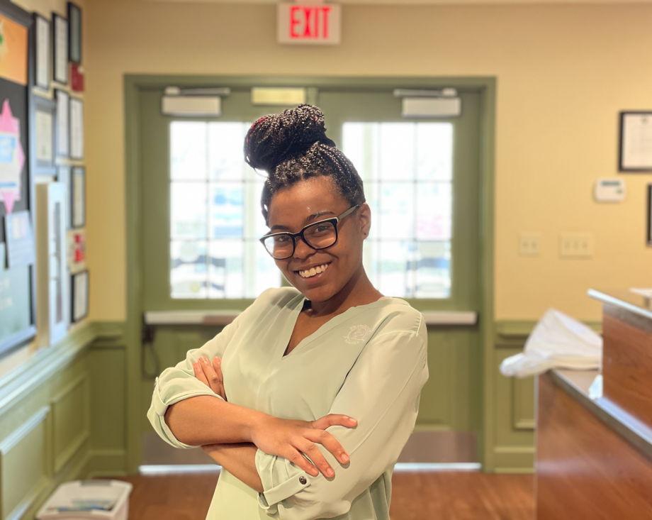 Ms. Moore , Early Preschool Lead Teacher