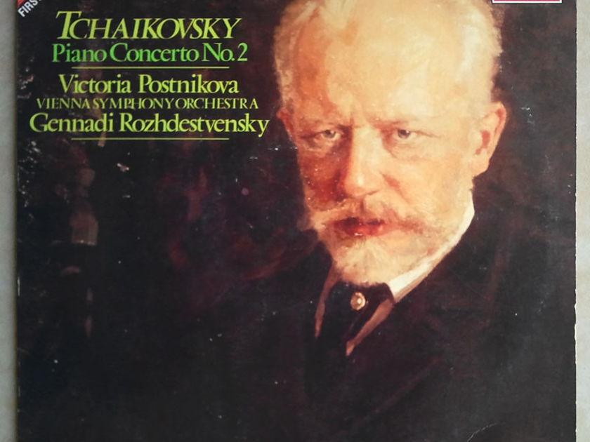 London Digital | POSTNIKOVA/ROZHDESTVENSKY/TCHAIKOVSKY - Piano Concerto No. 2 / NM