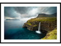 Faroe Islands Waterfall by Chris Burkard