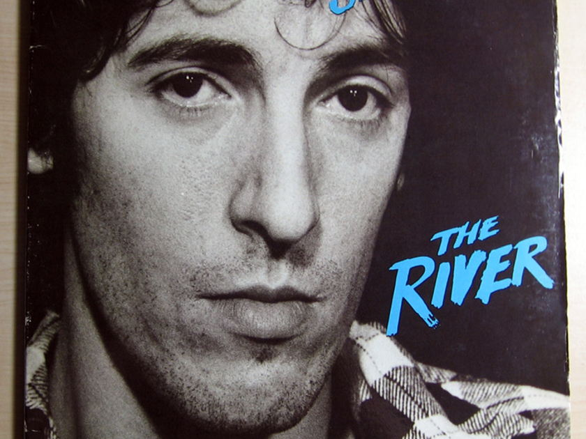Bruce Springsteen - The River - 1980 Columbia PC2 36854