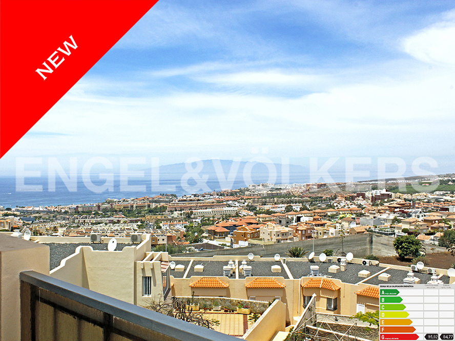 Costa Adeje - Property for sale in Tenerife: German quality with sea views in Roque del Conde, Costa Adeje, Tenerife South, Engel & Völkers Costa Adeje