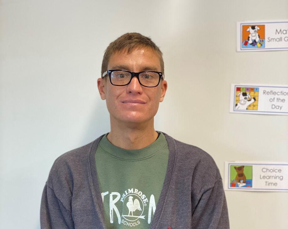 Jake Wyatt , Prek-K Lead Teacher