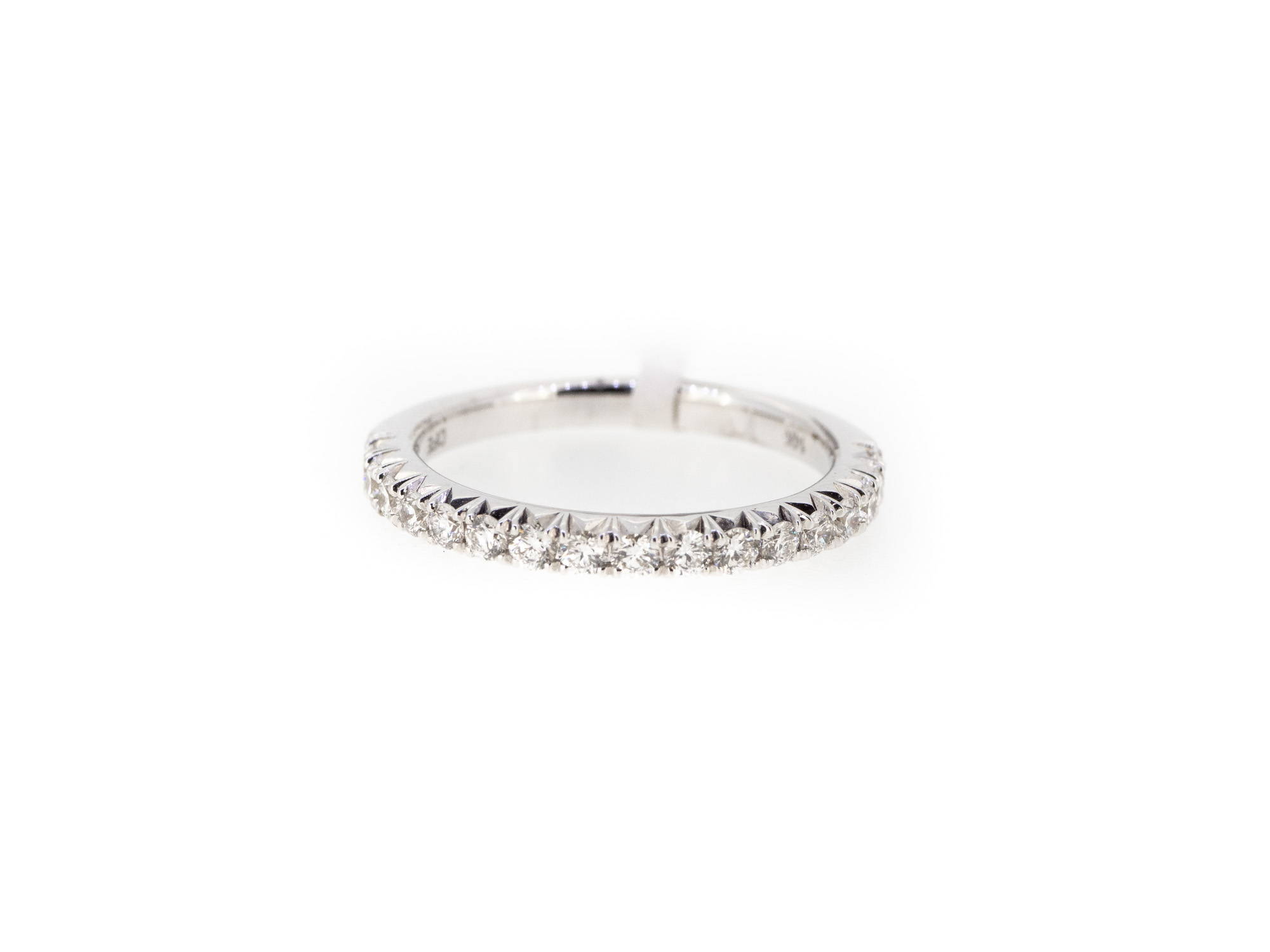 french pave ring