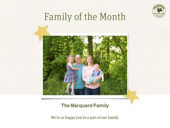 Marquard Family