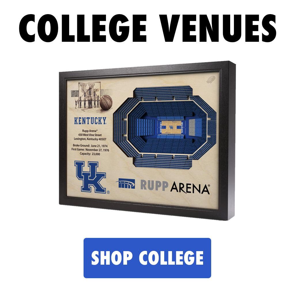 College Stadium Views