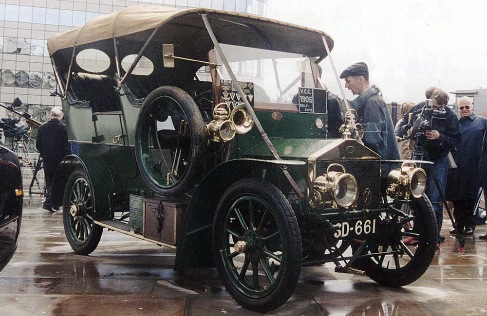 Rolls-Royce 15 HP 1904