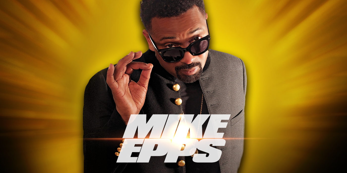 Mike Epps at the Shubert Theatre